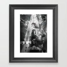 Veni, Vidi, Vici Framed Art Print