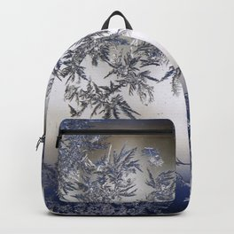 Frost Covered Glass Backpack