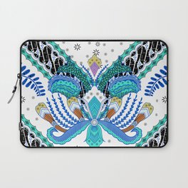 Indonesian batik artwork Laptop Sleeve