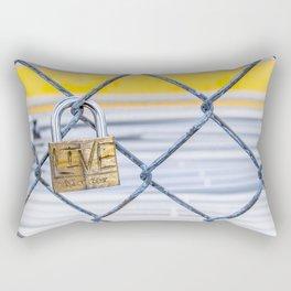 #Live Rectangular Pillow