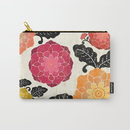 Where there is Love there is Life Carry-All Pouch