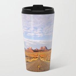 Desert Highway Travel Mug