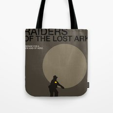 Raiders of the Lost Ark Tote Bag