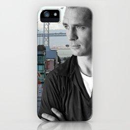 Jack Kerouac San Francisco iPhone Case