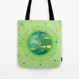 Planet G - Trappist System Tote Bag