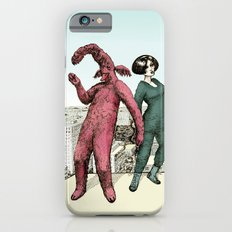 Dancing on the roof iPhone 6s Slim Case