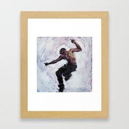 Dancer Framed Art Print
