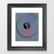 Iron Lung Framed Art Print
