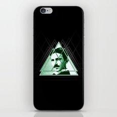 Tri-Tesla iPhone & iPod Skin