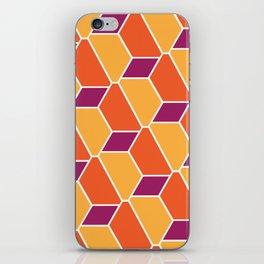 Warm Pattern iPhone Skin