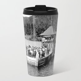 Waiting at Silver Bay (1906) Travel Mug