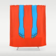 Return of Forever Shower Curtain