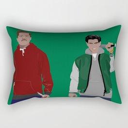 INGLORIOUS BASTARDS  Rectangular Pillow