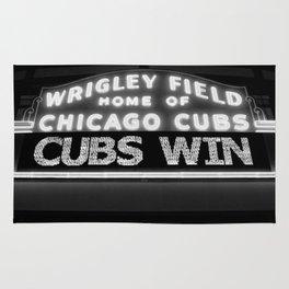 Cubs Win Rug