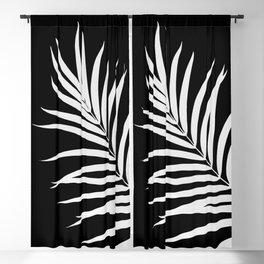 Tropical Palm Leaf #2 #botanical #decor #art #society6 Blackout Curtain