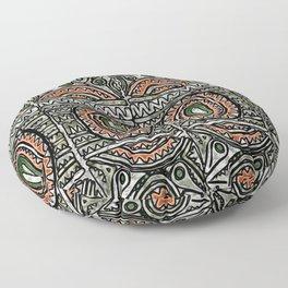 Rapa Nui Floor Pillow