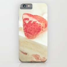 Hello Strawberries Slim Case iPhone 6s
