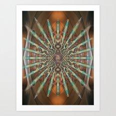 Emplinx Art Print
