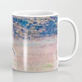 Deer watercolor painting #1 Coffee Mug
