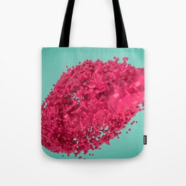 Abstract design - Splash Tote Bag