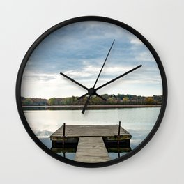 The Dock Wall Clock
