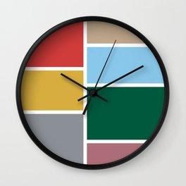 moda v.2 Wall Clock