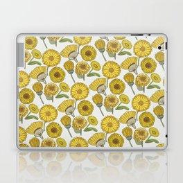 Calendula Florals Laptop & iPad Skin