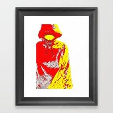 the Space Framed Art Print