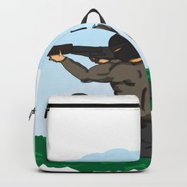 Sniper Paint Backpack