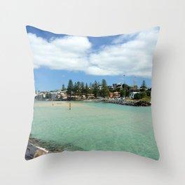 Coastal Bliss Throw Pillow