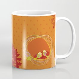 Autumn. Family. Coffee Mug