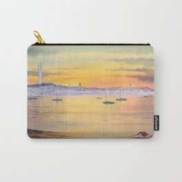Impressions Of Provincetown Cape Cod USA Carry-All Pouch
