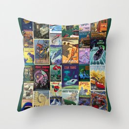 Posters 2 Throw Pillow
