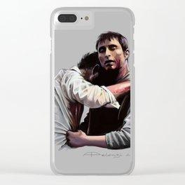 Perdendosi Clear iPhone Case
