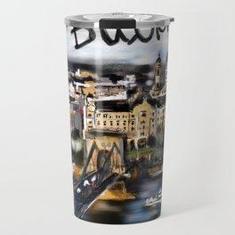 I love Budapest Travel Mug