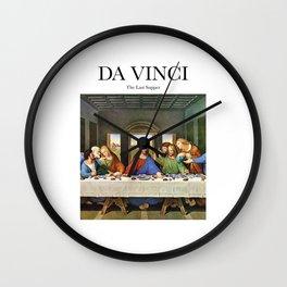 Da Vinci - The Last Supper Wall Clock