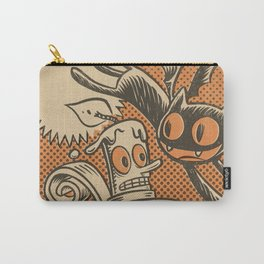 Bat Cat and Candle Carry-All Pouch