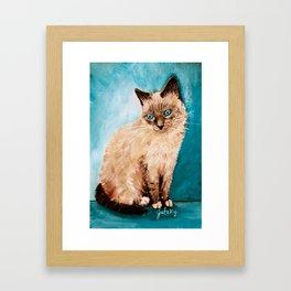 Prince Pan Pan Framed Art Print