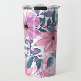 FLOWERS XII Travel Mug