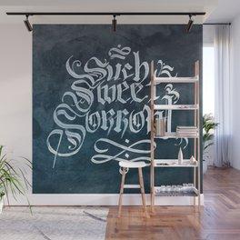 Such Sweet Sorrow Wall Mural