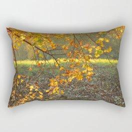 beautiful autumn ! Rectangular Pillow