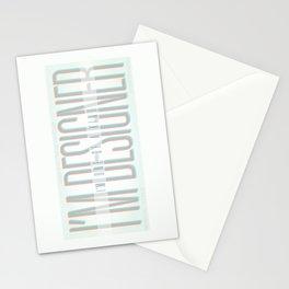 I'm Designer Stationery Cards