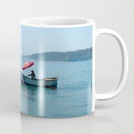 One Man and His Boat Coffee Mug
