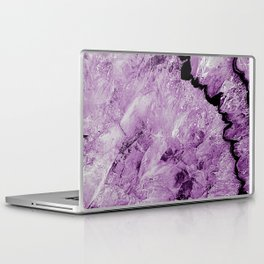 Purple Agate Laptop & iPad Skin