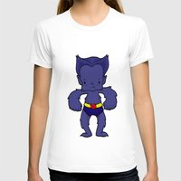 xmen T-shirts featuring BEAST by Space Bat designs