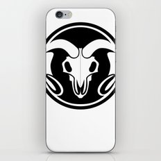 Day of the Ram iPhone Skin