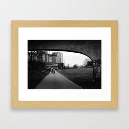 Ihme Framed Art Print