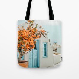 Greece Airbnb #photography #greece #travel Tote Bag