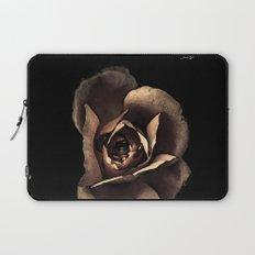 Rose noire colors fashion Jacob's Paris Laptop Sleeve