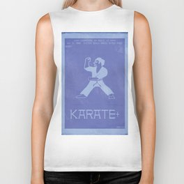 Retrogaming - International Karate + Biker Tank